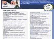 CURSO DE - GESTIÓN EFICAZ DEL FEDATARIO GUBERNAMENTAL