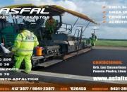 Venta de emulsiones asfalticas con la puntualidad…