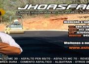 Venta de asfalto en frio / trabajo de asfaltado-j…
