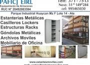 locker armarios archivadores