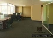 Servicio de alquiler de oficina temporal en Lima