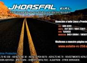 Jhoasfal - asfaltos y breas