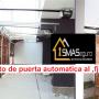 mantenimiento puerta automaticos