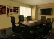 salas equipadas para reuniones en san isidro