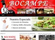 Bocampe eirl: concesionarios de alimentos