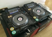 2 x pioneer cdj-2000 nexus y 1 x djm-2000 nexus d…