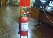 Edificios con extintores vencidos, limpieza de ta…