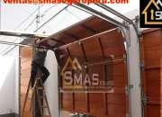 mantenimiento de garajes en surco llamar al 4671050