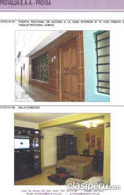 Casita remodelada 4 plantas 185 m2 precio rebajado