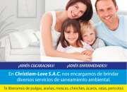 Empresa de fumigacion - www.christiamlovesac.com …