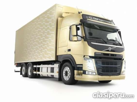 Vendo ya camion furgon volvo 00kms vm, fh, fm 2015. espero tu oferta.
