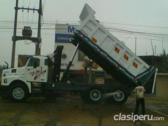 Apurado vendo camion volquete n12 a precio bajo
