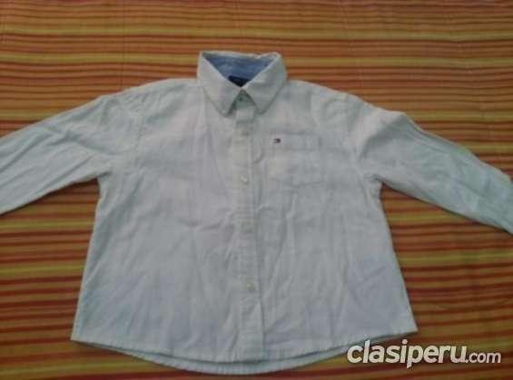 Para entendidos camisa nene tommy hilfiger es urgente