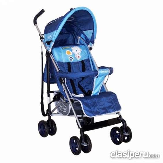 Vendo coche baston baby kits fiesta completamente nuevo excelente condición.