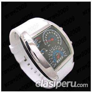 Esta es una oportunidad reloj led rpm sport velocimetro taquimetro unisex moda vendoooo!!