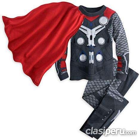 Vendo thor costume pj pals for boys anda todo bien!