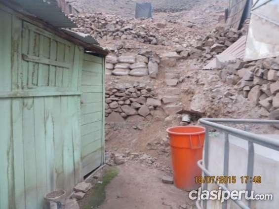 Impecable a la venta vendo terreno en buena ubicacion huachipa cerro camote escucho ofertas!