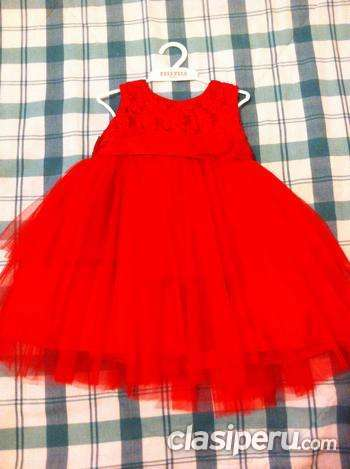 Tengo que vender vestido para niña funciona perfectamente!!!