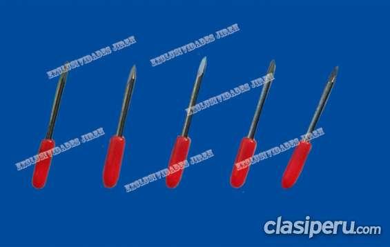 Plotter de corte creation pcut – cuchillas