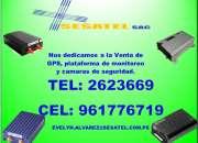 Sesatel-gps vehicular y cámaras de seguridad