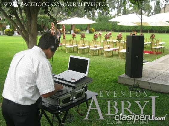 Alquiler de dj y sonido para el éxito de tu fiesta