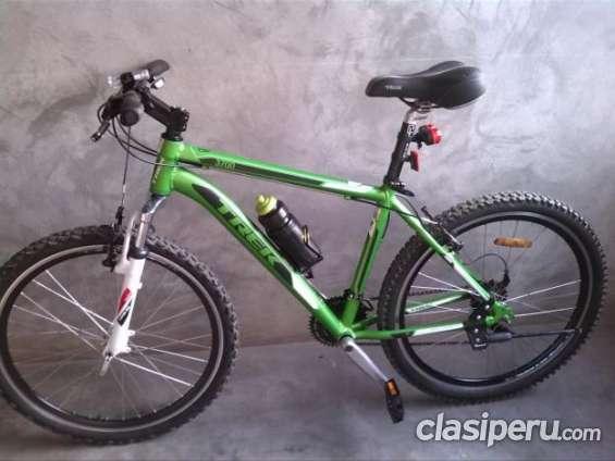 Muy poco uso bicicleta trek muy buen estado!