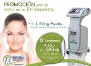 Promoción de lifting facial en chiclayo
