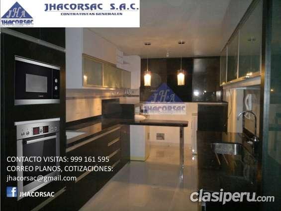 Diseno De Muebles De Cocina Lima – Ocinel.com