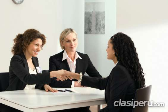 Se requiere señorita secretaria con experiencia en ventas