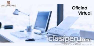 Servicio de oficina virtual - centro financiero de san isidro