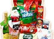 Canastas navideñas economicas 2015