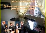 SE ALQUILA SALA DE REUNIONES CORPORATIVAS EN MIRAFLORES