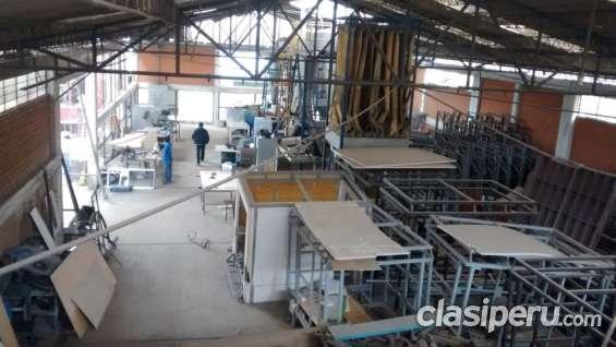 Ocasion local industrial en panamericana sur km 17.5 villa el salvador