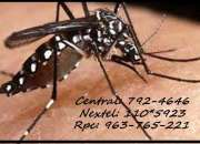 Fumigaciones para zancudos - no mas zika 792-4646