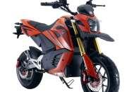 Moto eléctrica deportivas con motor potente de 20…