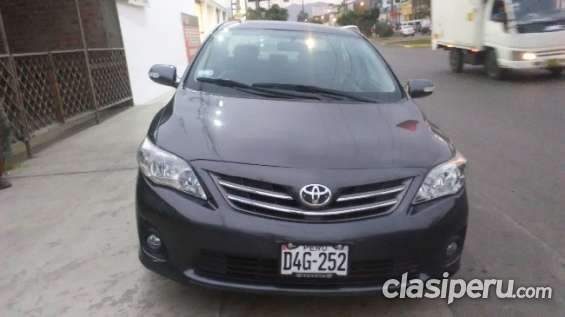 Toyota corola 2012 gli vendo por ocacion