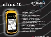 Gps Garmin Etrex 10 Nuevo En Caja Y Con Garantia