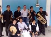 Banda musical sellvis music en lima
