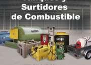 Surtidores y contenedores de combustible