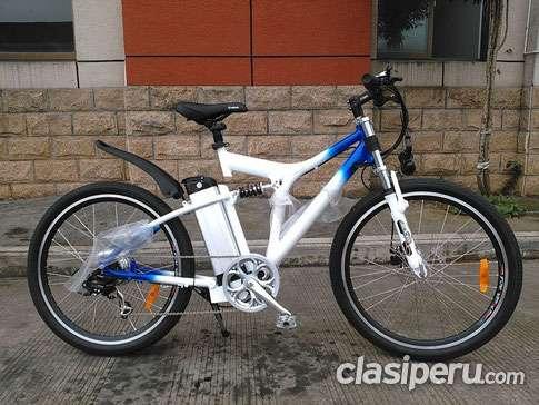 Bicicleta solar - electrica