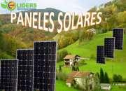 ¡paneles solares! ¡ a precio de oferta!