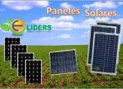 ¡paneles solares!¡oferta!