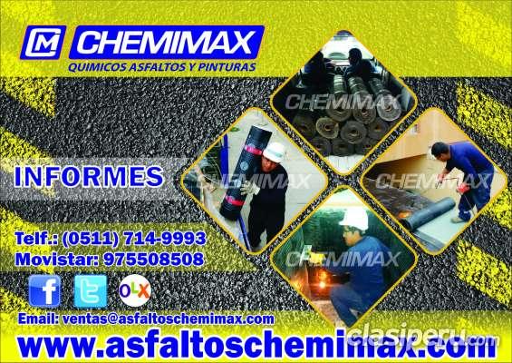 Venta de mantos asfálticos , calidad y garantía