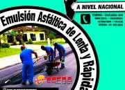 Emulsion asfaltica al por mayor y menor puesto en…