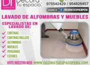 INSTALACION CORTINAS & ROLLER LIMA PERU
