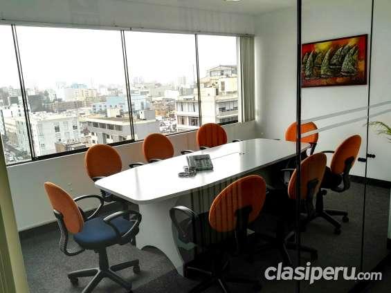 Alquiler salas de reuniones lima