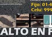 Venta De Asfalto Rc250, Emulsion, Manto Asfaltico, Brea Dura