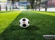 Grass sintetico para canchitas de futbol