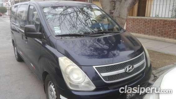 Alquilo minivan hyundai h1
