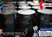 Asfalto mc 30/ rc 250- emulsion asfaltica / alqui…